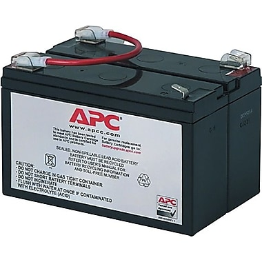 APC® Replacement Battery Cartridge, RBC3