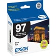 Epson 97 Black Ink Cartridge (T097120), Extra High Yield