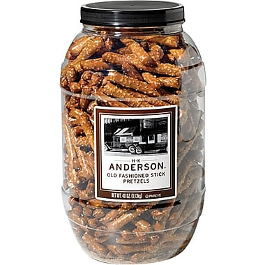 Anderson Pretzel Sticks, 2-1/2 lbs.