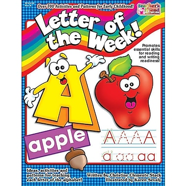 Letter of the Week!