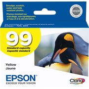 Epson® 99 (T099420) Yellow Ink Cartridge