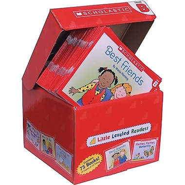 Little Leveled Readers: Level B Box Set