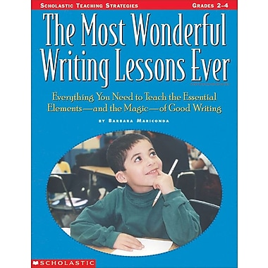 The Most Wonderful Writing Lessons Ever