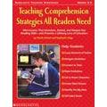 Teaching Comprehension Strategies All Readers Need