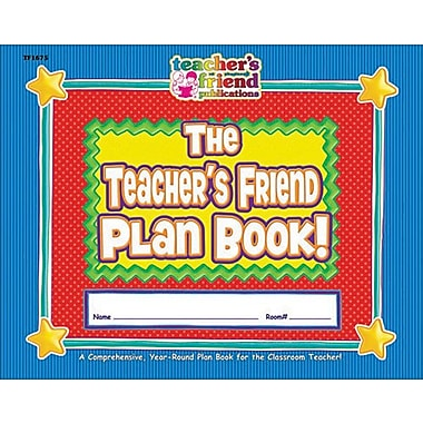 The Teachers Friend Plan Book