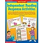 Instant Independent Reading Response Activities