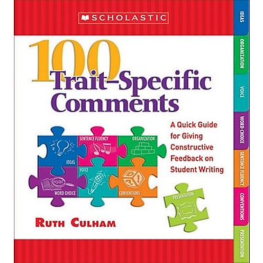 100 Trait-Specific Comments