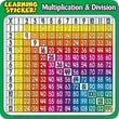 Multiplication - Division Learning Stickers
