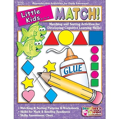 Little Kids . . . Match!