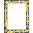 """Scholastic Design Paper 11"""" x 8.5"""", Blue/White (9780439549714)"""