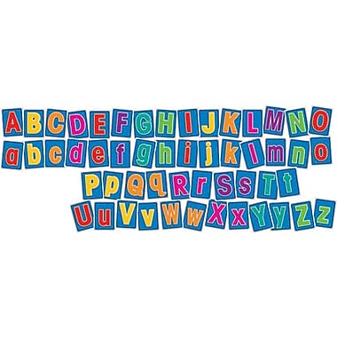 Big Alphabet Letters! Bulletin Board