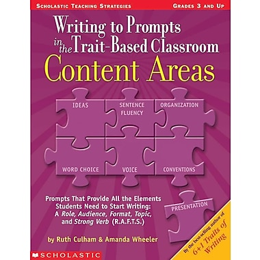 Writing to Prompts in the Trait-Based Classroom: Content Areas