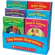 Easy Reader Biographies