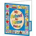 School to Home! Pocket Folder