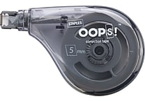 Staples® OOPS!™ Sidewinder Correction Tape