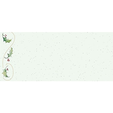 Great Papers® Holly Bunch #10 Envelopes