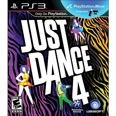 Ubisoft® Just Dance 4, Music, Dance & Party, Playstation® 3
