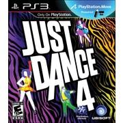 Ubisoft® Just Dance 4, Music, Dance & Party, Playstation® 3