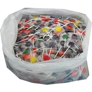 Assorted Flavored Lollipops, 1,445 Pops/Case