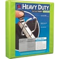 1-1/2in. Avery® Heavy-Duty View Binder with One Touch™ EZD® Rings, Bright Green