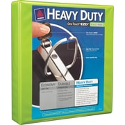 1-1/2 Avery® Heavy-Duty View Binder with One Touch™ EZD® Rings, Bright Green