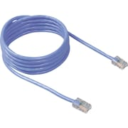 Belkin 3' CAT5e Snagless Molded Patch Cable - Blue