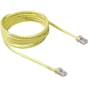 Belkin 3' CAT5e Patch Cable - Yellow