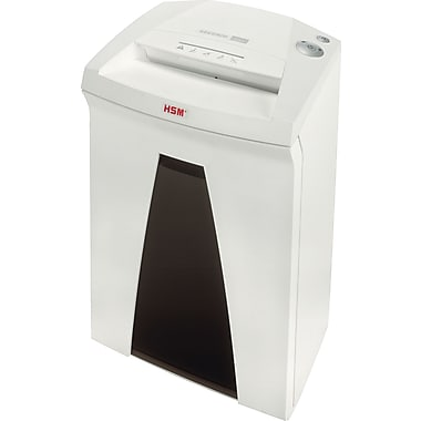 HSM Securio B24s 24-Sheet Strip-Cut Shredder
