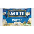 ACT II Microwave Popcorn, Butter Flavor 36 Bags/Box