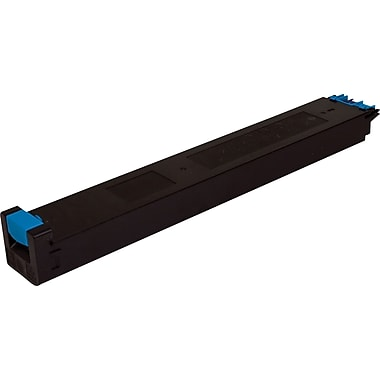Sharp Cyan Toner Cartridge (MX-27NTCA)