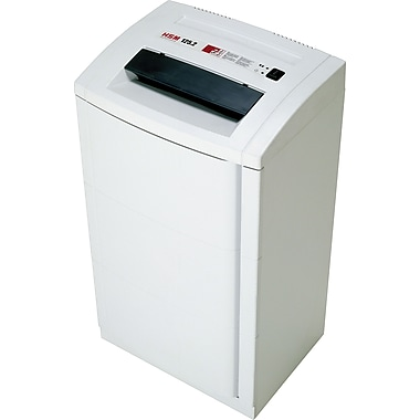 HSM 125.2sc 30-Sheet Strip-Cut Shredder