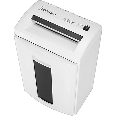 HSM 105.3 24-Sheet Strip-Cut Shredder