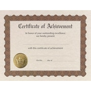 Great Papers® Achievement Certificate, 18/Pack