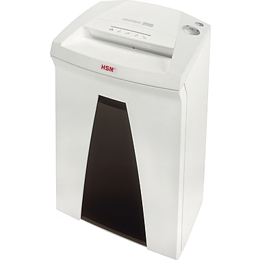 HSM Securio B24c 24-Sheet Cross-Cut Shredder
