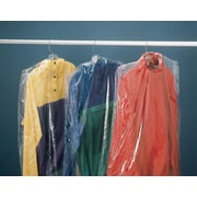 "21""W x 04""D x 30""H Staples Polyethylene Garment Bags, 650 Bags/Roll (01210430)"