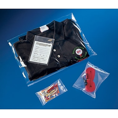 1.5-Mil Polyethylene Bags, 6