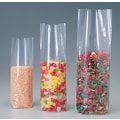 Flat Bottom Polypropylene Bags, 3 7/8in. x 2 1/2in. x 12 1/2in.