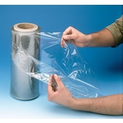 Film rétractable PVC, 10 po x 500 pi, calibre 75
