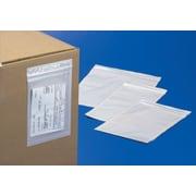 "Staples 04"" x 06"" Easy-Zip Adhesive Backed Bags, 500/Case (050406/ADMR46)"