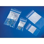 "06""W x 09""L 2.0 mil Staples Minigrip Reclosable Bags with White ID Block, 1000/Case (MGRL2W0609)"