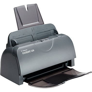 Visioneer Patriot 430 - Document Scanner