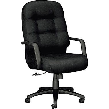 DBM HON® 2090 Pillow-Soft™ Series Polyester High Back Swivel/Tilt Chairs