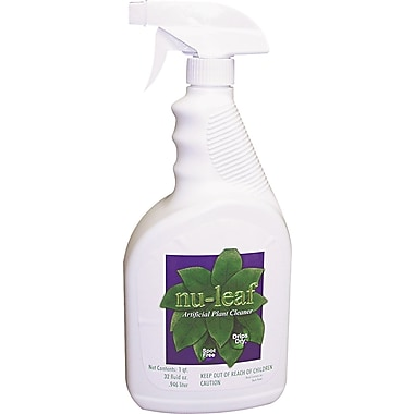 Nu-Dell Nu-Leaf Silk Plant Cleaner