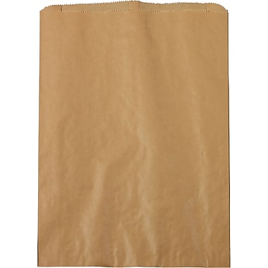 Side-Gusseted Paper Bags, 14