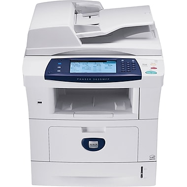 Xerox Phaser 3635MFP/S Laser Multifunction Printer
