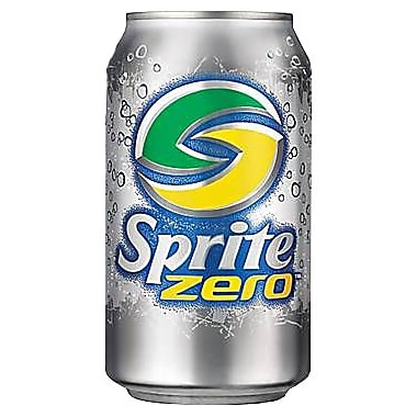 Diet Sprite Zero®, 12 oz. Cans, 24/Pack