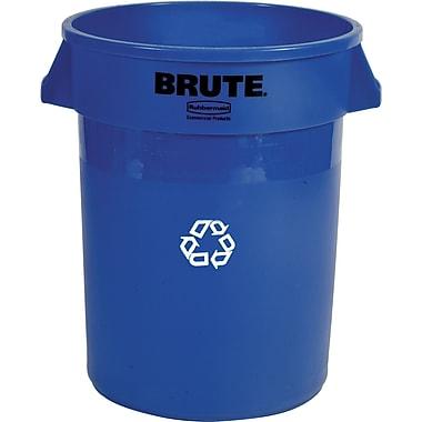 Rubbermaid® - Contenant pour recyclage Brute