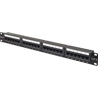 Belkin 24-Port CAT6 Patch Panel