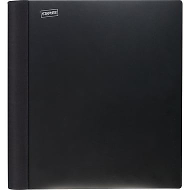 Staples® Spine Guard™ Notebook, 5 Subject, 8-1/2in. x 11in.