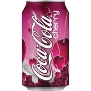 Coca-Cola Fridge Pack Coke Can, Cherry, 12 oz., 12/Pack (49000031034)